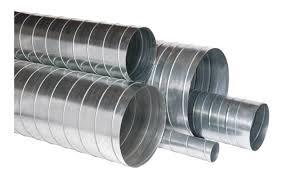 tubos em ao para ventilaçao