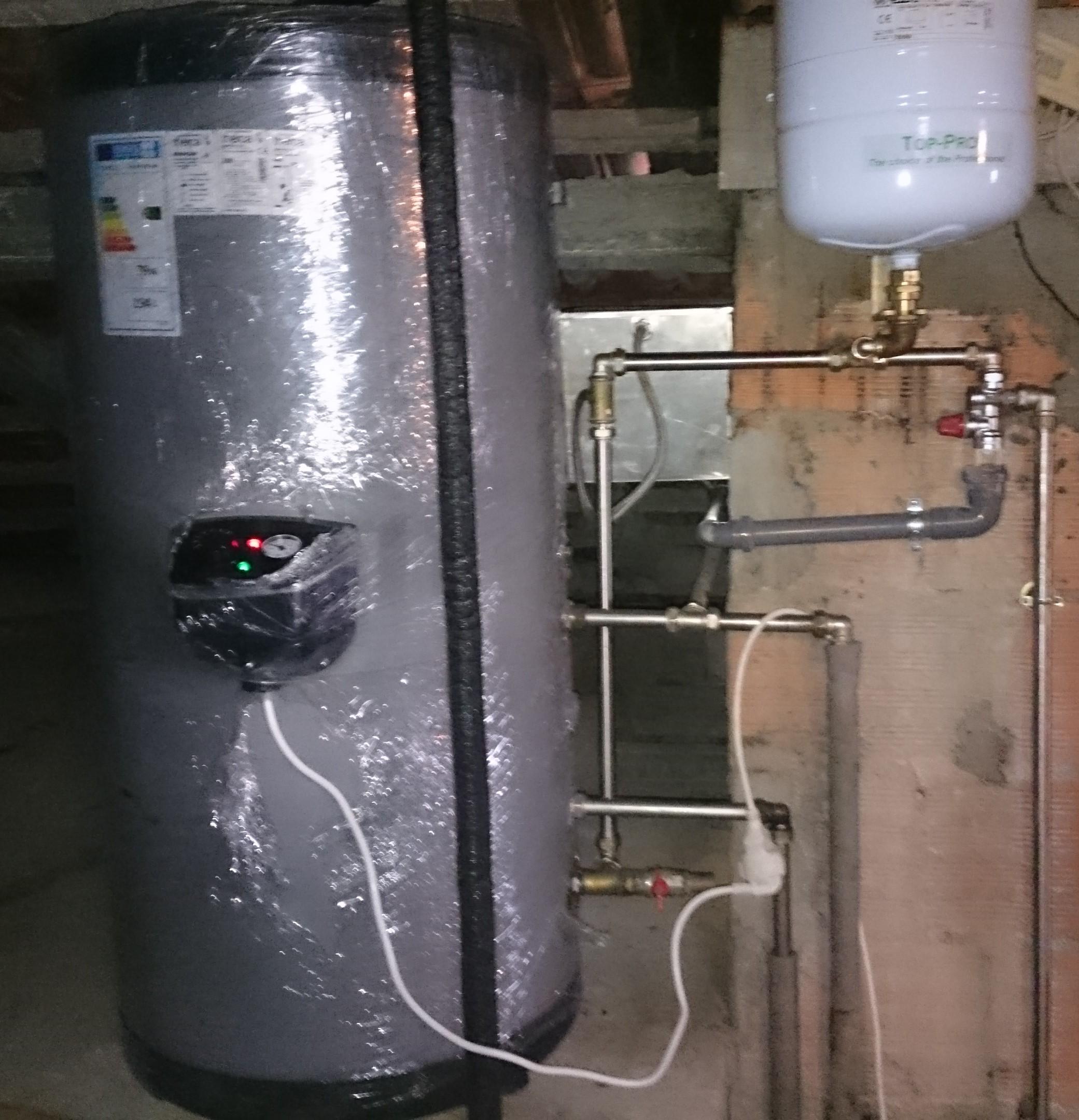 termoacumulador electricos de agua quente e principio de